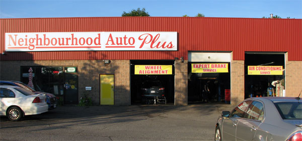 Neighbourhood Auto Plus