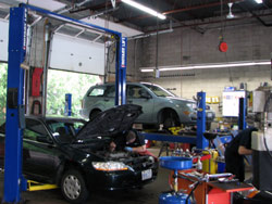 State of the art diagnostic and repair equipment
